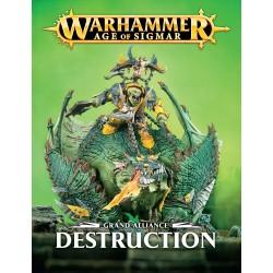 Grand Alliance: Destruction (Español)
