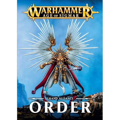 Grand Alliance: Order (Sb) (Esp)