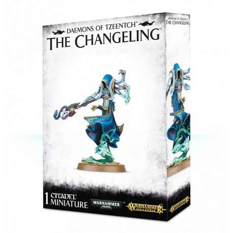 Tzeentch The Changeling