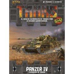Tanks: Panzer IV (castellano)