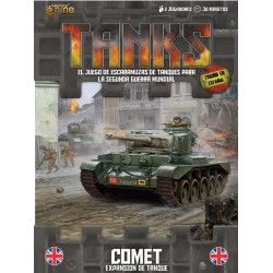 Tanks: Comet (castellano)