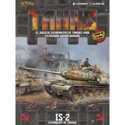 Tanks: IS-2 (Español)