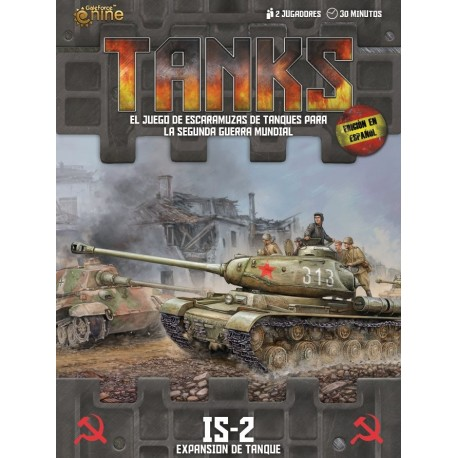 Tanks: IS-2 (Español)