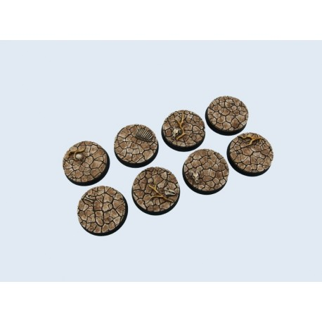 Peanas del yermo - redonda 32mm (4)