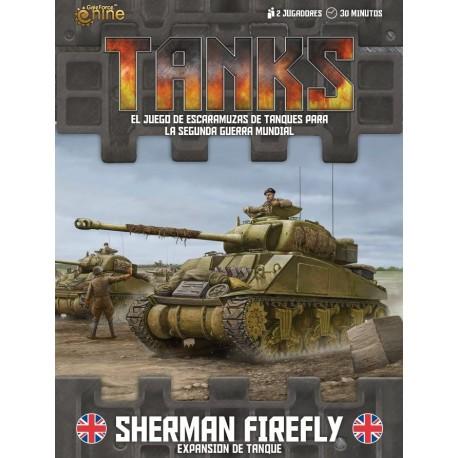 Tanks: Firefly (castellano)