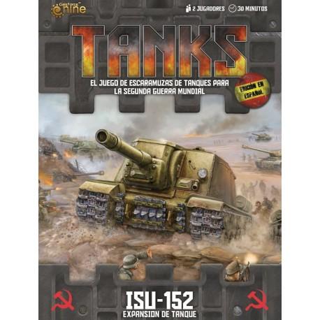 Tanks: ISU-152 (castellano)
