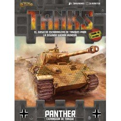 Tanks: Panther (castellano)