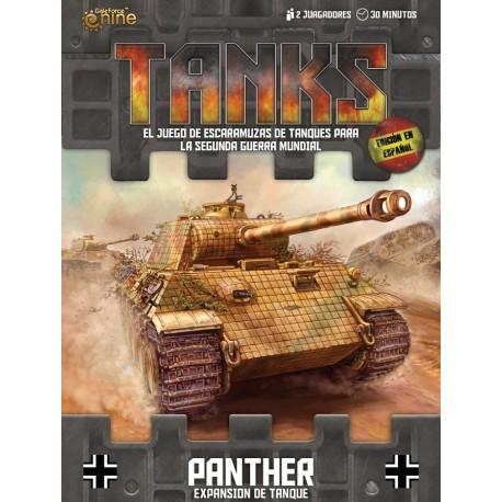 Tanks: Panther (castellano)