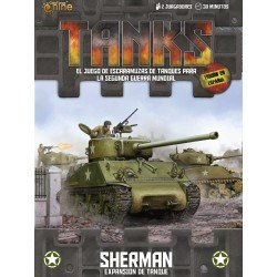 Tanks: Sherman (castellano)