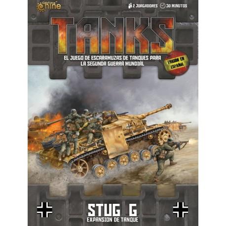 Tanks: Stug G (castellano)