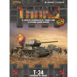 Tanks: T-34 (castellano)