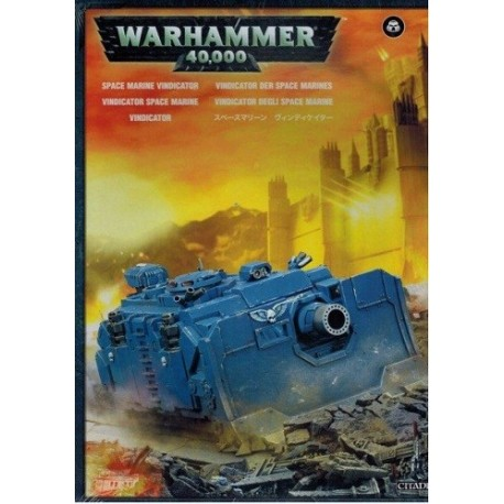 Vindicator Marines Espaciales