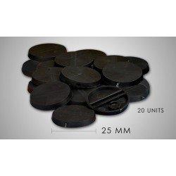 Peanas de 25mm (20)
