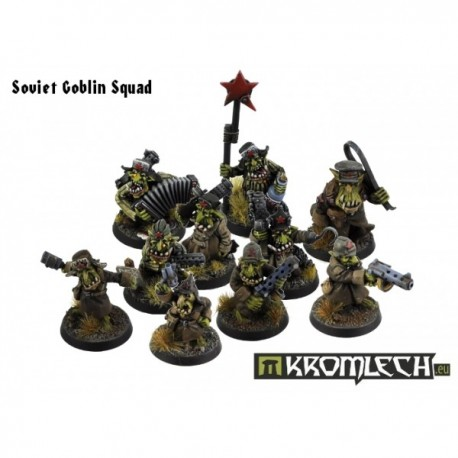 Soviet Goblins Squad (10)