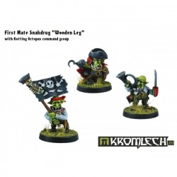 Goblin Pirates Command Group