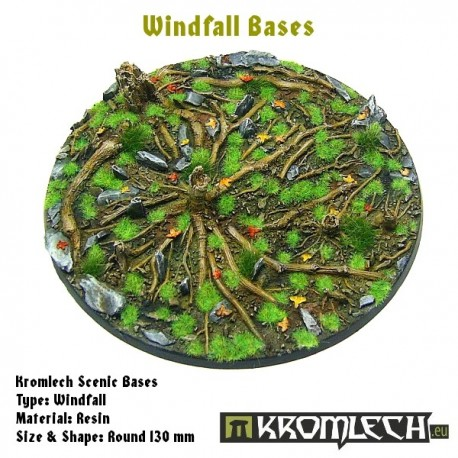 Windfall Bases, Round 130Mm