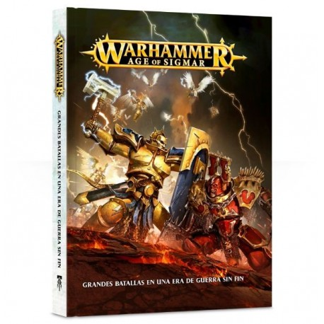 Warhammer: Age Of Sigmar Book (Esp)