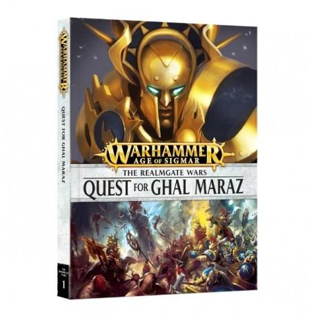 Rgw1: The Quest For Ghal Maraz (Esp)