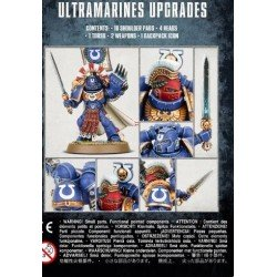 Ultramarines Upgrades
