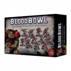 Blood Bowl Gouged Eye equipo Orko