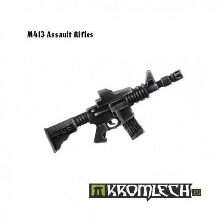 M413 Assault Rifles (10)