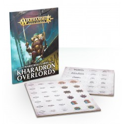 Warscroll Cards: Kharadron Overlords (Esp)