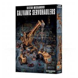 Sector Mechanicus: Galvanic Servohaulers