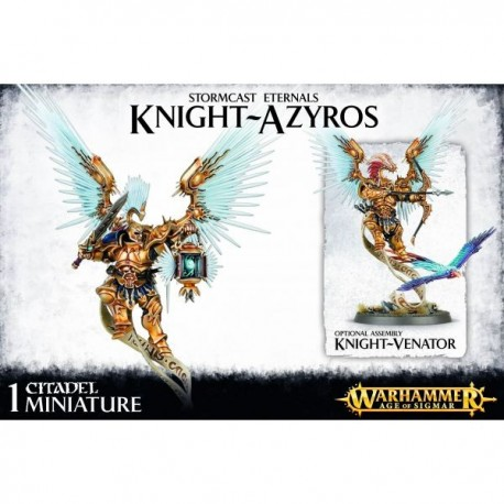 Stormcast Eternals Knight-Azyros