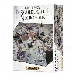 Soulblight Necropolis Battle Mat