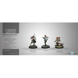 Dire Foes Mission Pack 3: Dark Mist
