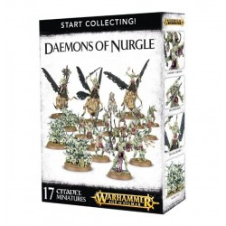 Start Collecting! Demonios de Nurgle