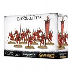 Demonios de Khorne Bloodletters