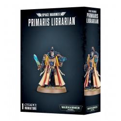 Primaris: Bibliotecario