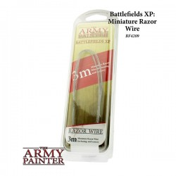 Battlefields XP - Razor Wire 3m