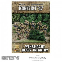 Wehrmacht Heavy Infantry