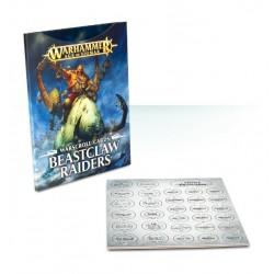 Warscrolls: Beastclaw Raiders (castellano)