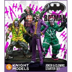 Joker and Clowns Starter Set