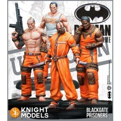 Blackgate Prisioners Set