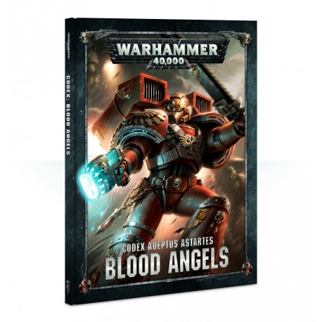 Codex: Blood Angels (español)