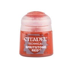 Technical: Spiritstone Red 12Ml