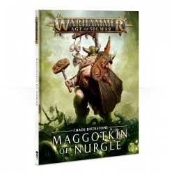 Battletome: Maggotkin of Nurgle (espñaol)