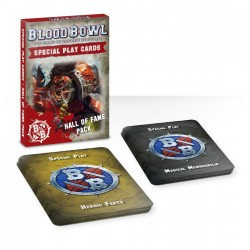 Special Play Cards: Hall of fame