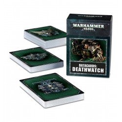 Cartas: Deathwatch (ingles)