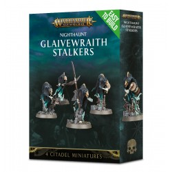 Easy to build: Glaiveweaith Stalkers