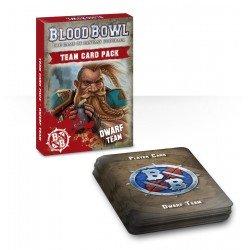 Blood Bowl: Dwarf Team Cards (espñaol)