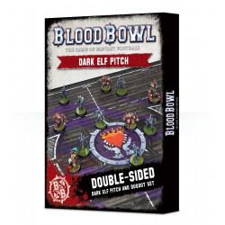 Blood Bowl: Dark Elf Pitch & Dugout