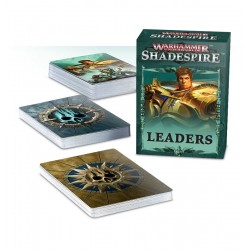 Shadespire Leader Cards (español)