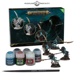 Nighthaunt + Set de pinturas