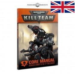 Kill Team Core Manual (ingles)