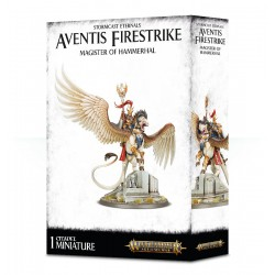 Stormcast Eternal: Aventis Firestrike, Magister of Hammerhal